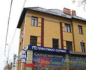 Жилой комплекс на пр. Мира, 100