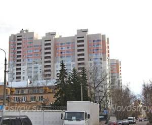 ЖК на ул. Заводской, 18 (мкр. Южный) (31.10.2013 г.)
