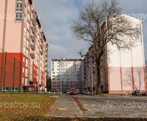 ЖК на ул. Гагарина (01.11.2013 г.)