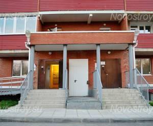 Дом 13 ЖК на ул. Шацкого (11.11.2013 г.)