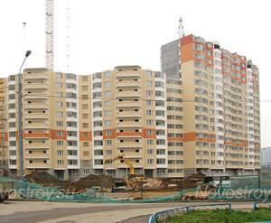 ЖК «Прибрежный» (14.11.2013 г.)