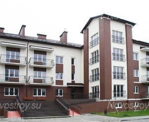 Окрестности ЖК на ул. Коломенская, д.1-3 (29.11.2013 г.)