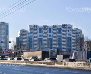 Жилой комплекс «Чертановский» (10.12.2013 г.)