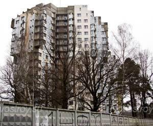 Строительство ЖК «Левобережная дубрава» (10.01.2014 г.)