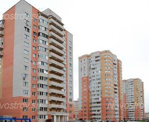 Жилой квартал «Северный-2» (17.01.2014)