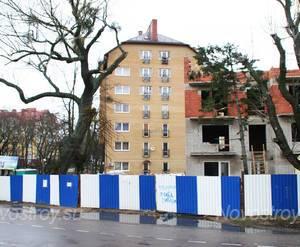 Дом на Комсомольской ул., 60 (15.01.2014)