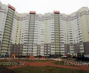 Строительство жилого дома в посёлке Бугры (25.02.2014)