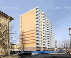 """Строительство ЖК """"Дом на Седова""""(15.04.2014)"""