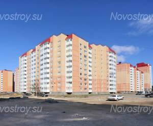 Жилой комплекс «Зелёный город» корпус 6(15.04.2014)