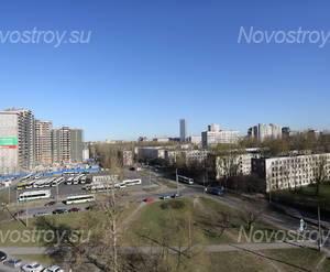 ЖК на улице Галстяна (15.05.2014)