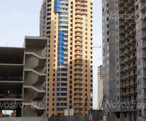 Строительство Дома на Юбилейном пр., вл. 4 (22.03.2014)