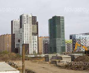 ЖК «Эдальго» (30.04.2014)
