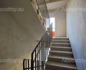 Внутри жилого комплекса «Янинский каскад» (22.05.2014)