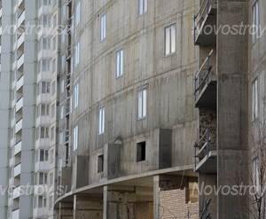 Строительство ЖК «Антей» (11.06.2014)