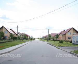 ЖК «Новая Ижора» (22.06.2014)