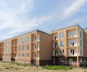 Строительство ЖК «Коммунар» (13.07.2014)