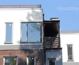 ЖК на улице Дуговой (17.07.2014)