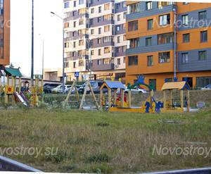 Детская площадка (31.07.2014)