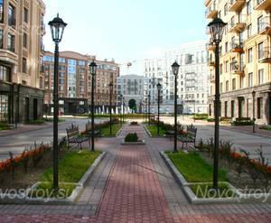 ЖК «Парадный квартал» (25.08.2014)