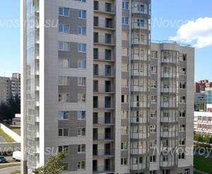 Дом на улице Передовиков (25.08.2014)