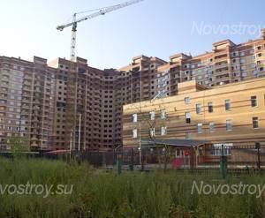 ЖК в г. Дзержинский, мкр. 4, корп. 3 (11.08.2014)