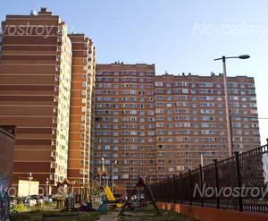 Дом на ул. Угрешской, корп. 1 (11.08.2014)