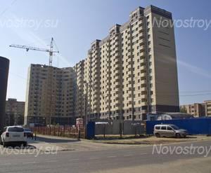 ЖК на улице Кагана, поз. 44 (10.08.2014)