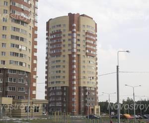 ЖК на улице Агрогородок (25.08.14)
