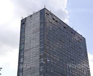 МФК «Преображенский форт» (25.08.2014)