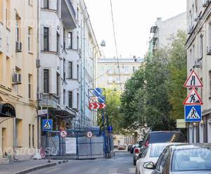 Строительство Клубного дома «Булгаков» (14.08.2014)