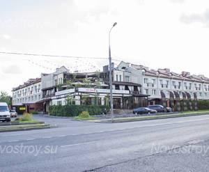 ЖК на ул. Воротынская, 13/2, 15 (29.08.2014)