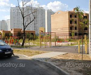 Окрестности ЖК «Фетищево» (11.08.2014)