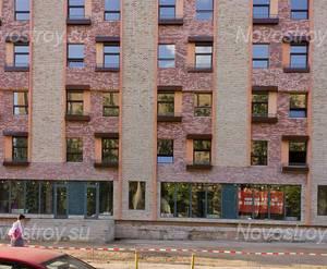 ЖК «Petrovsky Apart House» (13.08.2014)