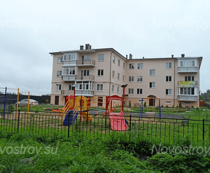 МЖК «Дом на улице Парковая» (Руза)