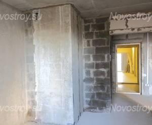 Строительство ЖК «Волна» (15.09.2014 г.)