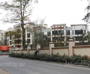 ЖК «Шаляпин» (15.09.2014)