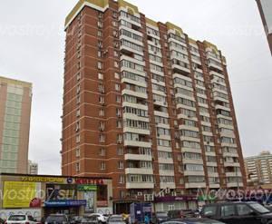 ЖК на Мичуринском пр. (15.09.2014)