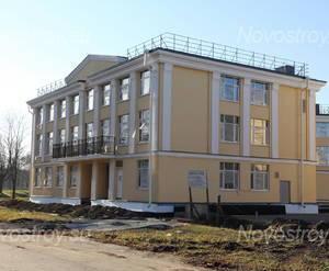 ЖК «Династия» (15.10.2014)