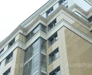 Строительство ЖК «Галант» (25.11.2014)