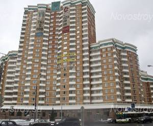 ЖК «Мичуринский» квартал 5-6 (30.12.2014)