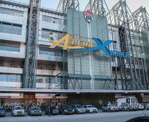 ЖК «Васко да Гама»: спортивная арена у ЖК, 17.02.2015