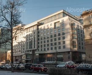 МФК «Новый Арбат, 32»: вид на ЖК, 17.02.2015
