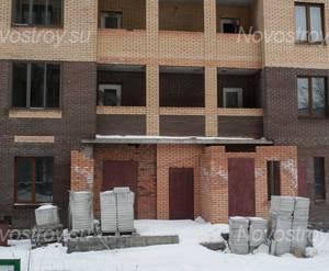 ЖК «на ул. Малыгина»: подъезды ЖК, 19.02.2015