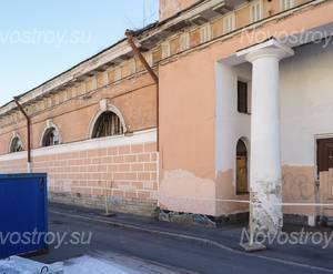 МФК «Оne Konyushennaya Square»: 18.02.15