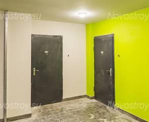 ЖК «Самое сердце»: двери в квартиры 2 корпуса 27.02.2015
