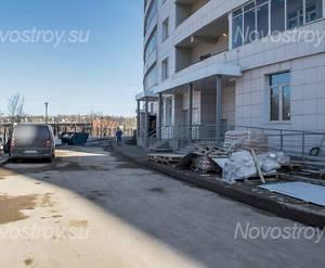ЖК «Стрелецкий»: Территория ЖК, 10.03.2015 г.