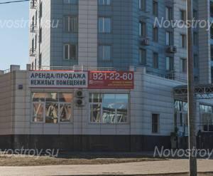 ЖК «Штаб-квартира»: вид на корпус, 17.03.2015