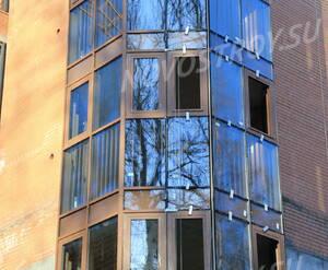 ЖК «Лиственный»: балкон II-й очереди. 14.03.15