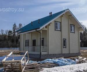 ЖК «Соколово»: Построенный дом, 27.03.2015
