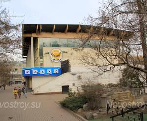 ЖК «Хилков»: 29.03.2015 - Спорткомплекс